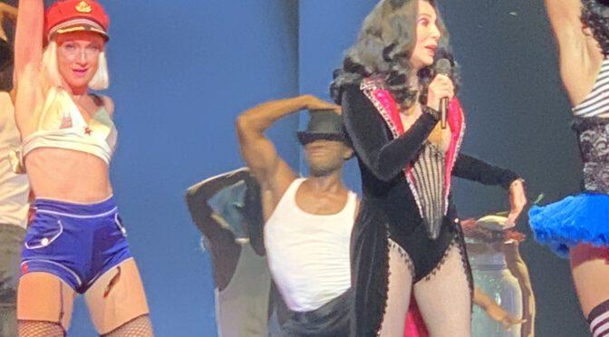 Cher live in Oberhausen – Ein Konzert mit dem ich nicht mehr gerechnet hätte… ;-)